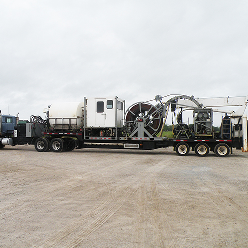 Coil Tubing Units For Oil And Gas Operations : Inventory